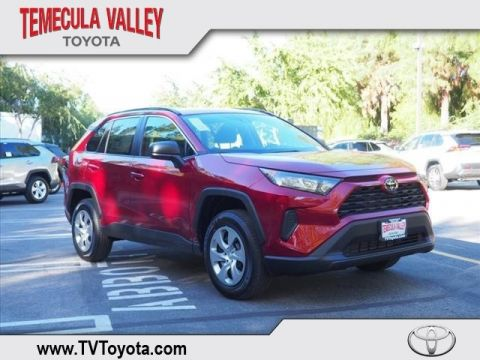 New 2019 Toyota RAV4 LE FWD LE 4dr SUV
