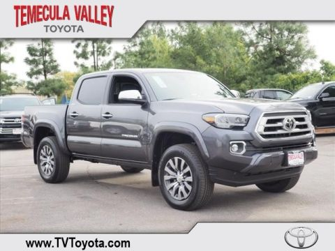New 2020 Toyota Tacoma Limited Double Cab 5' Bed V6 AT (Natl)