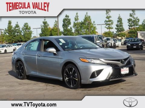 New 2020 Toyota Camry XSE FWD XSE 4dr Sedan