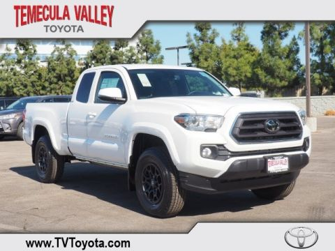 New 2020 Toyota Tacoma SR5 Access Cab 6' Bed V6 AT (Natl)