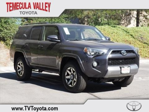 New 2019 Toyota 4Runner TRD Off-Road Premium 4WD 4x4 TRD Off-Road Premium 4dr SUV